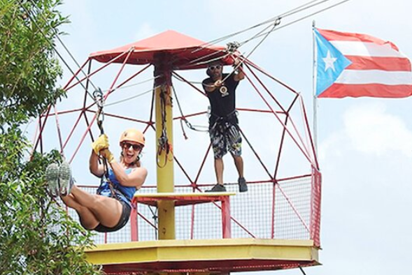 zip line puerto rico | best things to do